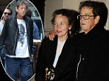 'It all stays in the family': Lou Reed's will divides estate between wife Laurie Anderson, his elderly mother and sister