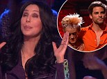 Not the best of judges! Cher tells Brant Daugherty he has 'star quality'... before he gets kicked off Dancing With The Stars