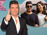 Simon Cowell reveals what he wants to call his baby son with Lauren Silverman