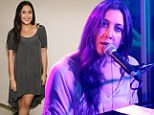 Singer Vanessa Carlton reveals emergency surgery for fallopian tube rupture following ectopic pregnancy as she's forced to cancel tour dates