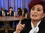 'They can go f**k themselves': The Talk host Sharon Osbourne blasts The View team... but spares Barbara Walters from her wrath