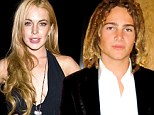 Lindsay Lohan 'secretly dating' 18-year-old model Morgan O'Connor behind his girlfriend's back... as new reports claim her relationship with Oprah is threatened