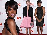Kelly Rowland and Julie Bowen lead the fashion pack as they show their support at the Ms. Foundation For Women event