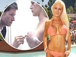 'My implants nearly fell to my belly-button': Heidi Montag on why she downsized her F-cup 'bowling ball' breasts to a more appropriate size C