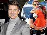 'I have in no way cut her out of my life': Tom Cruise says he has 'wonderful relationship' with Suri as he defends parenting skills in lawsuit