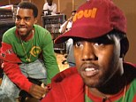 'Hopefully I get radio!' Never before seen 2002 MTV interview with Kanye West reveals the rapper's humble beginnings