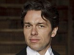 Julian Ovenden, who plays Charles Blake on Downton Abbey, said his Eton education leaves him being saddled with 'posh boy' parts