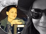 Pictured: Katie Holmes posts happy travel snaps from South African adventure... just weeks before 7 year wedding anniversary with Tom Cruise