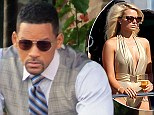 Will Smith cavorts with lingerie-clad co-star in leaked pictures amid rumours of impending split from wife Jada Pinkett Smith