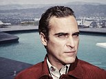Cover star: Joaquin Phoenix shares his fear of acting despite his vast array of experience in many hit movies