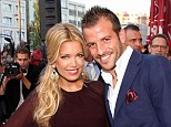 Claims: Sylvie van der Vaart has alleged that the reason her ex-husband Rafael left her was because chemotherapy meant she was unable to have a second child