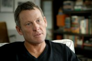 """Lance Armstrong in """"The Armstrong Lie"""""""
