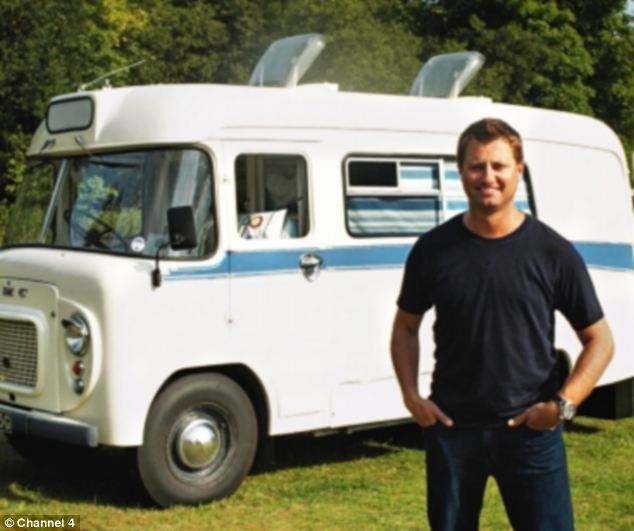 Note to George Clarke: you ought to call the show Why In Heaven's Name Would Anyone Want To Do That?