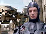 'Some creations can't be controlled': Joel Kinnaman turns against his makers as Robocop... as giant androids trawl the streets in action-packed second trailer