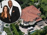 Khloe Kardashian 'secretly selling' $4million home she shared with Lamar Odom to 'start fresh and move on'