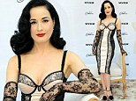 Dita Von Teese launches latest lingerie line