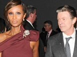 Iman, David Bowie MoMA's 6th Annual Film Benefit, New York, America