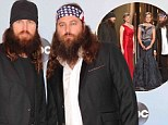 Not in Louisiana anymore! Duck Dynasty self-proclaimed rednecks are awkward, hairy delights as they hobnob with the stars at CMA's