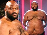 My body WILL be sexy': vows American Idol winner Ruben Studdard as he is kicked off The Biggest Loser after shedding 39 pounds in four weeks