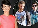 Anne Hathaway's camp denies she's pregnant: Comes after report her brother announced 'she's about to be a new mom'