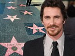 Brit actor Christian Bale snubs star on Spanish Hollywood Walk of Fame