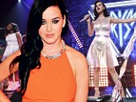 Rough life: Katy Perry told German magazine Joy that she was 'humiliated' in 'very uncomfortable ways' when she first started in the music industry.