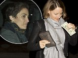 Sushi for two! Stylish Jodie Foster enjoys a date night with girlfriend Alexandra Hedison