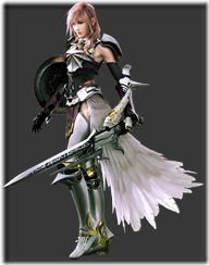 Lightning Returns: Final Fantasy XIII Alters Lightnings Silly Sorceress Pose screenshot