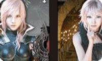 Lightning Returns X Pictlogica Final Fantasy X Pocky