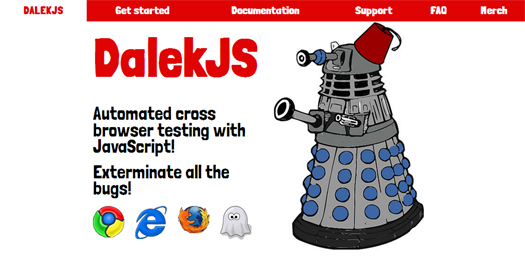 Automated Cross-Browser Testing With JavaScript – DalekJS