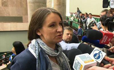 Elbanowska: To jeszcze nie koniec