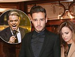 One (Direction) night only: A suited and booted Liam Payne takes girlfriend Sophia Smith to see Robbie Williams
