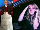 It's a new car! Ellen DeGeneres rewards a waitress's good deed with $10,000 and a shiny red vehicle