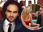 'We're dear friends!' Johnny Galecki on his secret two-year romance with Big Bang Theory co-star Kaley Cuoco