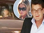 Emergency meeting!: Denise Richards and Brooke Mueller forced by officials to work out custody of Max and Bob, 4, after dad Charlie Sheen is handed restraining order