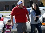 'Hell no!' Amber Portwood was seen reuniting with Gary Shirley to take their daughter Leah out to lunch on Thursday... but the pair insisted they have no intention of getting back together