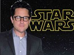 Return of the Jedis! Star Wars: Episode VII set for Christmas 2015 release as JJ Abrams steps in to pen script