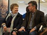 Search: Dame Judi and co-star Steve Coogan in the film in which she plays a mother searching for her son who was put up for adoption in America