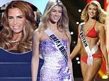 Miss Great Britain Amy Willerton
