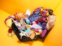 Frommers: What Not to Pack for a Vacation, less is more