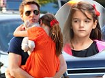 Tom Cruise reunited with daughter Suri after divorce from Katie Holmes