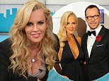 'I wouldn't be surprised if I was the one proposing!': Jenny McCarthy reveals she isn't ruling out marriage to Donnie Wahlberg