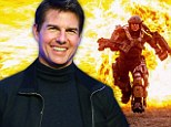 Tom Cruise claims making action movies feels just as 'brutal' as going to war