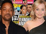 'We were just goofing around!' Margot Robbie defends taking suggestive photographs with married star Will Smith
