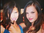 Baby Angels! Alessandra Ambrosio posts snap of herself and Adriana Lima aged 18 and 19 after walking in the Victoria's Secret Show 13 years ago