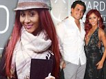 'Got my little notebook!' Snooki reveals she's FINALLY planning her wedding to fiance Jionni LaValle in saucy snapshot