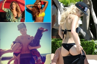 55 Hot Celebrity Beach Bodies
