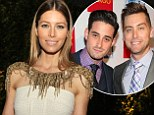 'After the reception it turns into a pajama party!' Jessica Biel dishes out unique wedding ideas to Justin Timberlake's former bandmate Lance Bass