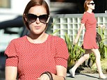 All the single ladies! Rumer Willis is sexy in cat eye sunglasses for girly debrief with Bethany Joy Lenz following split with Jayson Blair