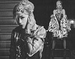 Rita Ora looks amazing as she is photographed by fashion designer Karl Lagarfeld